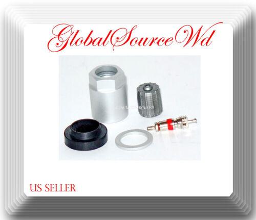 GM Chrysler Dodge Mitsubishi Jeep Nissan /& 4 Kits TPMS Sensor Service Kit Fits