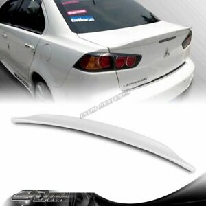 Fits 02-07 Mitsubishi Lancer EVO OE Factory ABS Trunk Spoiler /& 3rd LED Light