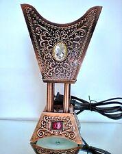 Electric Incense Burner Big Square Pearl USA Voltage 110V / copper / USA Seller