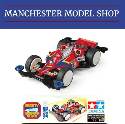 Tamiya 95410 1//32 New Nuovo Mini 4wd Might Series SYNCHRO MASTER Z9 VS Chassis