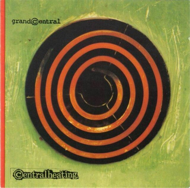 CENTRAL HEATING various (2x CD, Compilation) Breaks, Downtempo, Hip Hop, Electro