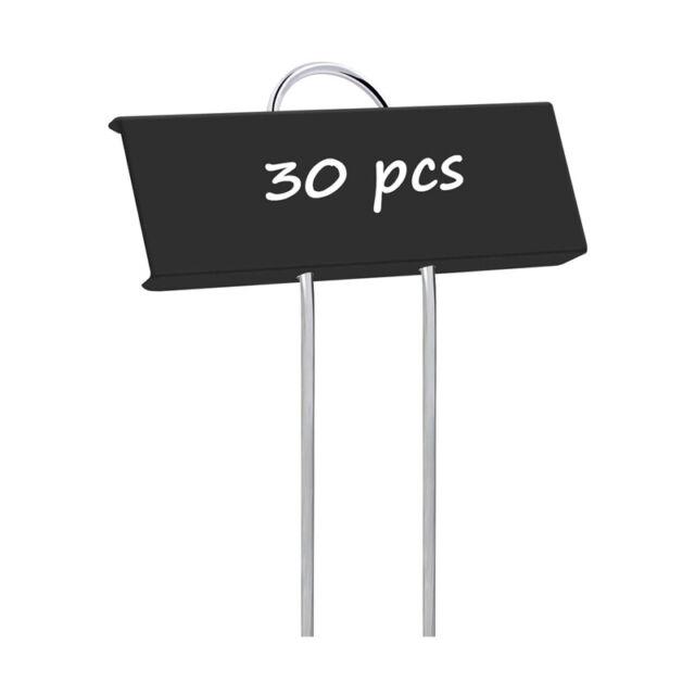 Startostar 30 Pack Metal Plant Labels