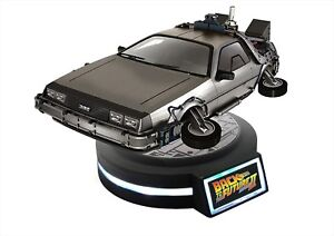 Back-To-The-Future-Part-II-1-20-Magnetic-Floating-DeLorean-Time-Machine-F-S-NEW
