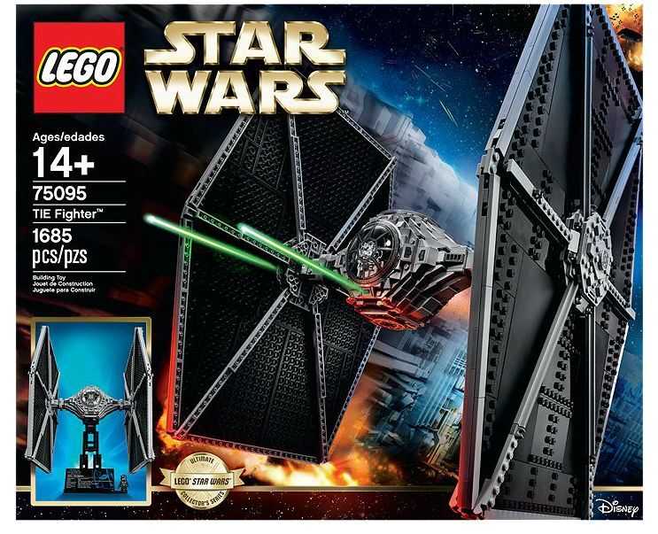 LEGO® Star Wars™ 75095 TIE Fighter™ NEU OVP NEW MISB NRFB