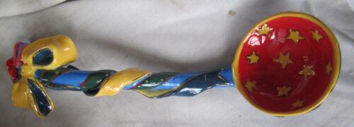 GABBY GALORE Christmas Serving Spoon-Lazy Lizard Designs Vanmark new VCR2040048