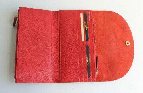 Leather Foldover Purse Graffiti by Golunski RFID Blocking Promotion RRP £30.99