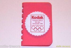 Répertoire Téléphonique KODAK - Partenaire Officiel des Jeux Olympiques 1996