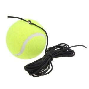 Tennis Training Ball With Elastic Rope Ball On Elastic String Trainer Practice