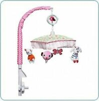 Tiny Tillia By Avon Musical Mobile Wind Up Crib Toy Lullaby
