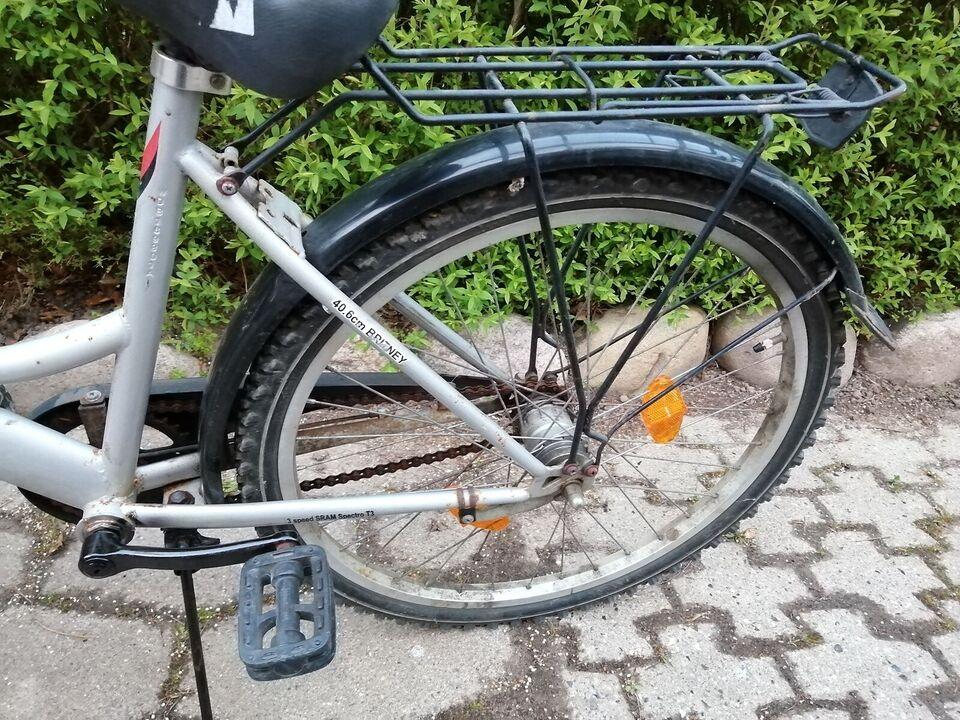 Pigecykel, anden type, 3 gear