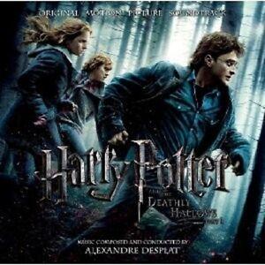 HARRY-POTTER-THE-DEATHLY-HALLOWS-CD-SOUNDTRACK-NEU