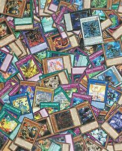 Lot-de-1000-cartes-Yu-Gi-Oh-Neuf-en-Francais-100-cartes-brillantes-en-cadeau