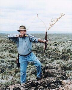 "Fred Bear PhotoDigitalPainting 11/"" x 8 1//2/"" Reproduction archery"