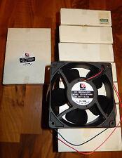8x Ventilator Axiallüfter DC24V, 0,22A  FD123824MB       BALL BEARING,  8 Stück