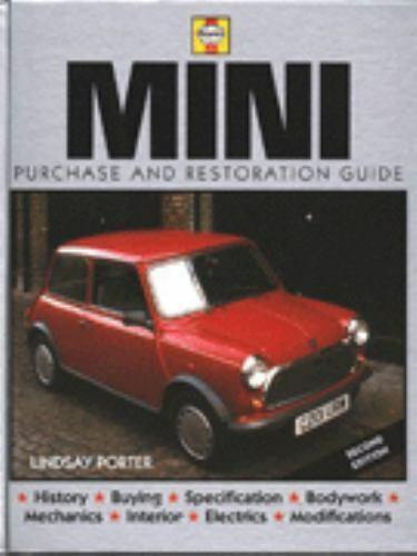 Mini Purchase and Restoration Guide (A Foulis mot... by Porter, Lindsay Hardback