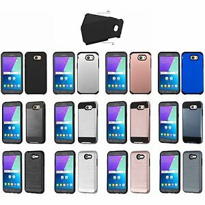 Details about 2Ly Cover Case Samsung SM J327 J327P J327A Galaxy J3 Express  Prime 2 Emerge 2017