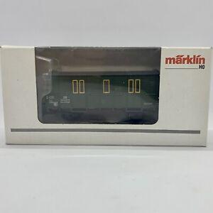 Marklin-H0-45072-Repair-Facility-Car-Brand-New