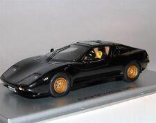 Kess Scale Models, PUMA GTV 033 S, Kit Car mit Alfa Chassis,black, 1/43