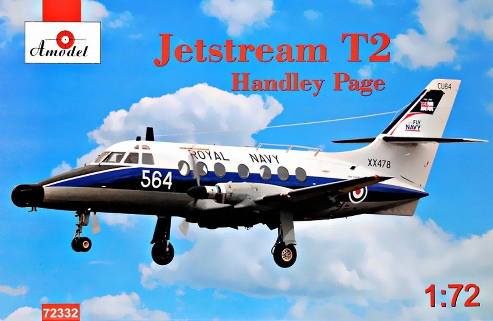 Amodel 72332 Jetstream T2  Handley Page  Royal Navy 1 72