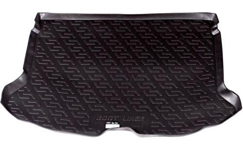 Gummifußmatten Kofferraumwanne Fußmatten Set TN  Volvo XC60  Baujahr 2008-2015