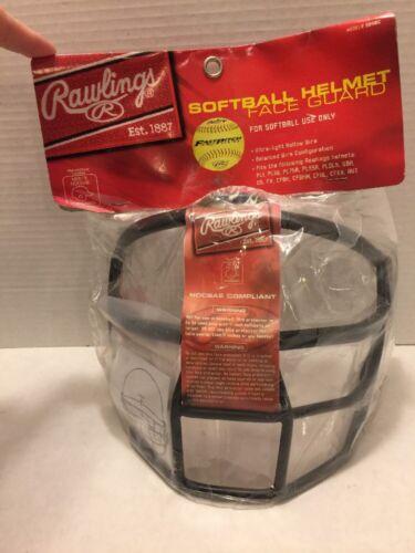 Rawlings Softball Casque Visage Garde plus plus sbawg