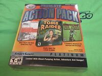 Absolute Action Pack By Eidos - Pc Cdrom Game