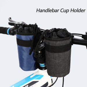 Cycling Bike 1.2 Handlebar Cup Holder Bicycle Water Bottle Drink Holder ATV