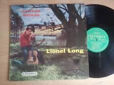 Lionel Long - Waltzing Matilda LP