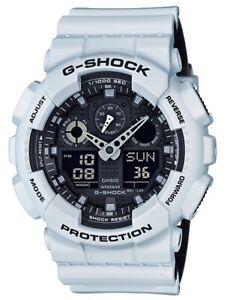 Casio-G-Shock-GA100L-7A-Anadigi-Bi-Color-Ice-Gray-amp-Black-Watch-COD-PayPal