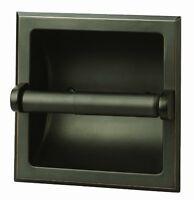Design House 539254 Millbridge Recessed Toilet Paper Holder, Oil Rubbed Bronze , on Sale