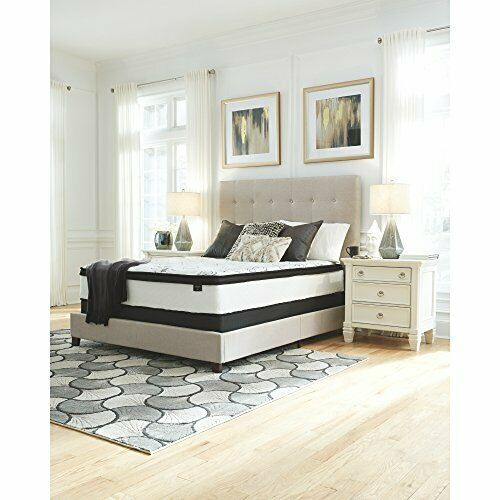 Signature Design by Ashley 12 in Chime Hybrid Mattress