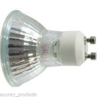 Anyray A1822y 6-pack 50w Gu10 +c 50 Watt Back Light Bulb Halogen Mr16 120volt