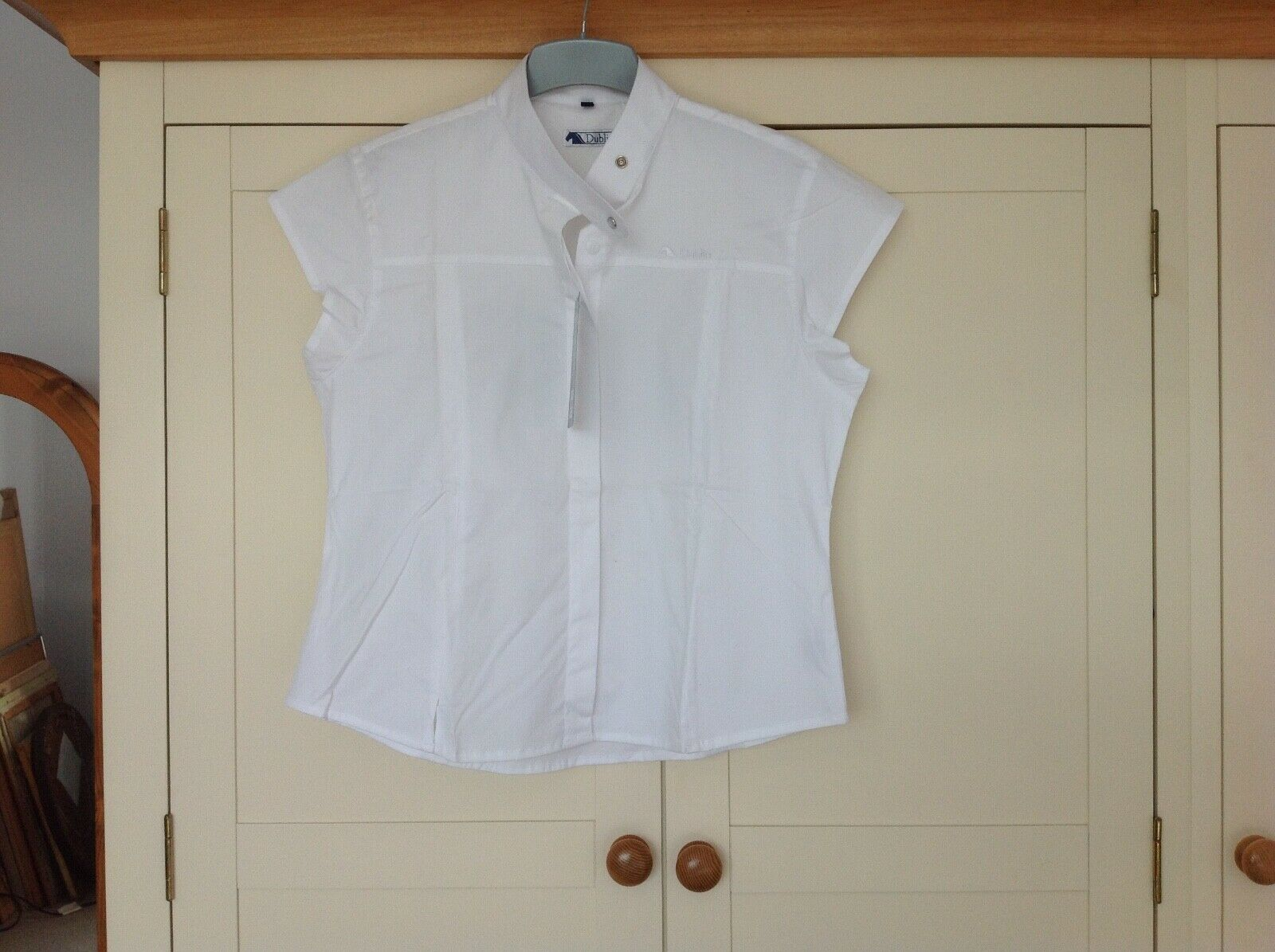 Dublin Ladies Competition Show Shirt   BNWT