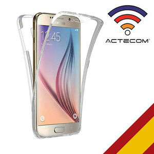 ACTECOM-FUNDA-360-DOBLE-GEL-SILICONA-TRANSPARENTE-PARA-SAMSUNG-GALAXY-S6