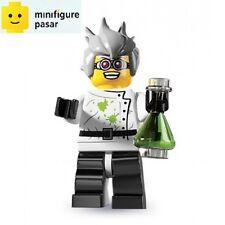 Lego 8804 Collectible Minifigure Series 4: No 16 - Crazy Scientist - New