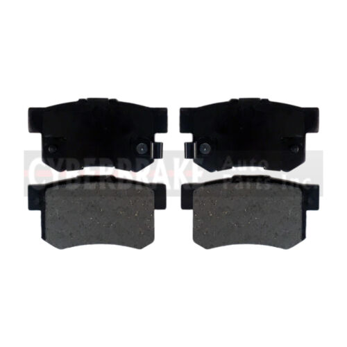 SCD536 Rear Ceramic Brake Pads