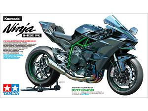 Tamiya 14131 112 Scale Sport Bike Model Kit Kawasaki Ninja H2r