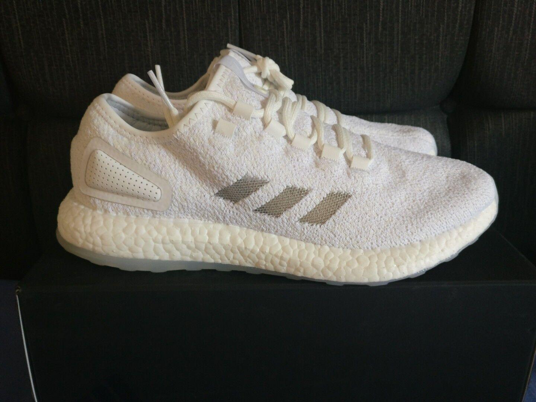 Sneakerboy x Wish ADIDAS CONSORTIUM US 10 Pure Boost uk9.5 glow