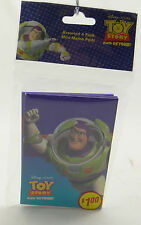 DISNEY PIXAR ~ TOY STORY AND BEYOND ~ ASSORTED 4-PACK MINI MEMO (NOTE) PADS ~NEW