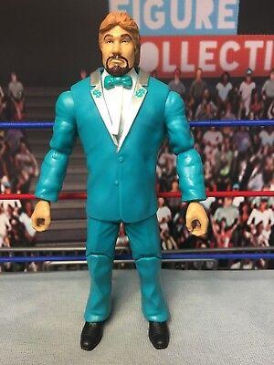 WWE Wrestling Mattel Basic Flashback Exclusive Series M$M Ted DiBiase Figure