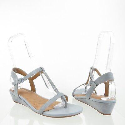 Pick SZ//Color. Clarks Womens Parram Blanc T Strap Sandal