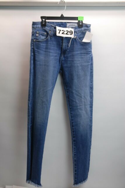 AG $178 Adriano Goldschmied The Farrah High Rise Skinny ankle womens 27R#7229AN1