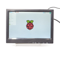 10.1 Inch Hdmi Display Monitor For Raspberry Pi 3/2 Ps3 Ps4wiiu Xbox360 1080p
