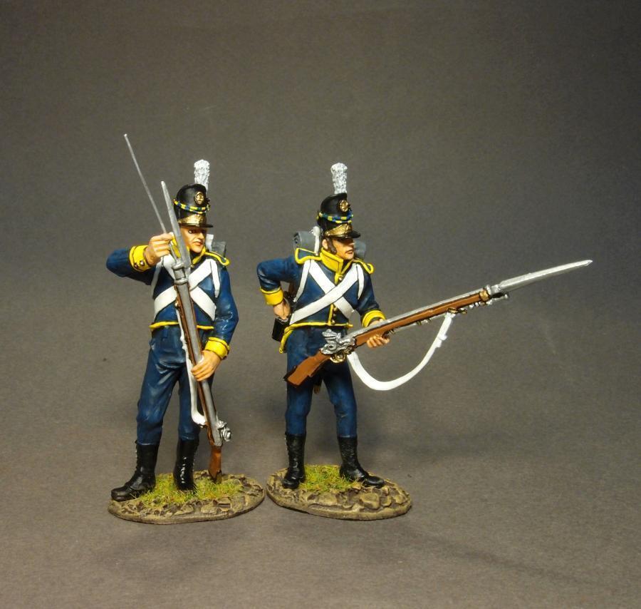John Jenkins Peninsulare Guerra 1807-1814 PORT-10B Portoghese 21ST Carico di MIB