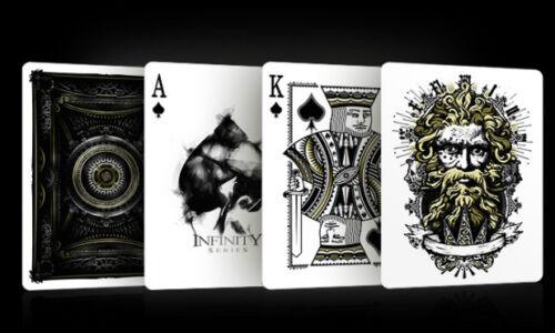 Carte da gioco INFINITY by Ellusionist,poker size