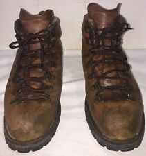Danner Boots MTN Light II Men's 13 D Model 30800 Gore Tex Leather Made/USA