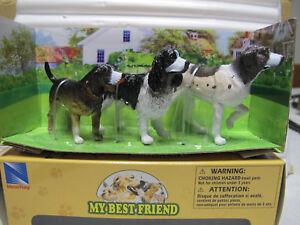NewRay-Set-4-ca-1-12-Set-034-MY-BEST-FRIEND-034-mit-3-Hunden-Art-34013