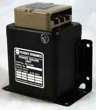 Plessey Dynamics Power failure unit 700/1/12260 (GA10)