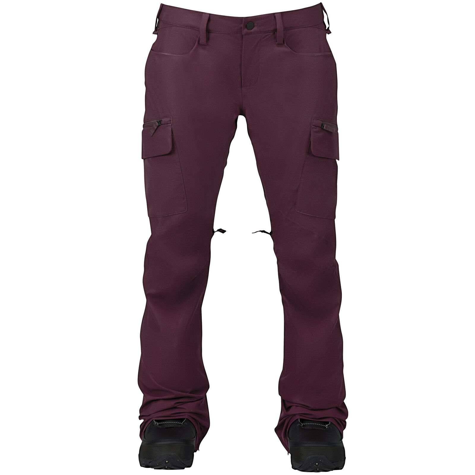 Burton Gloria Shorts Pant Women's Snowboard Ski Functional Snow Trousers
