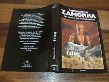 PROFESSOR ZAMORRA  # 3 -- FU LONG //  Hardcover Horror 1. Auflage 2003